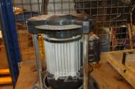 Schleifmotor mit Lupenlampe
