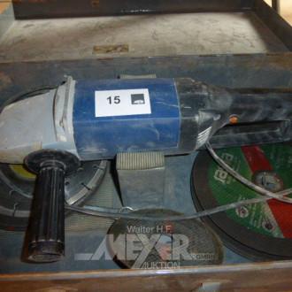 gr. Winkelschleifmaschine, 230 mm,