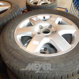 Alu-Radsatz für VW Touareg,