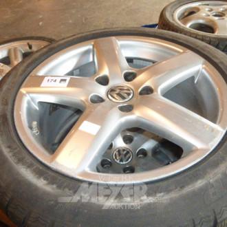 Alu-Radsatz VW Touareg,