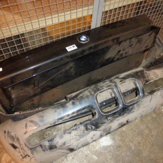 BMW E30 Stoßstangen, Front- und