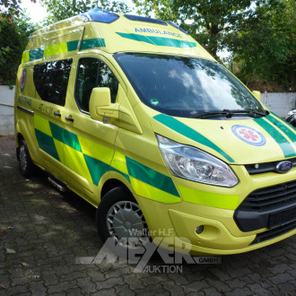Krankentransporter / Rettungswagen