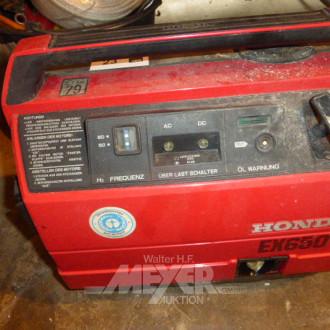 Stromerzeuger HONDA EX650