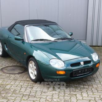 PKW (Cabriolet), grün