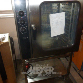 Laden-Backofen ZANUSSI, Mod. FCFE101-0,
