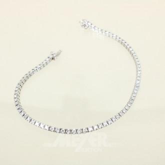 Armband, 750er WG, Allianzform,