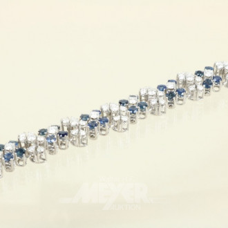 Armband, 750er WG, Modellanfertigung,