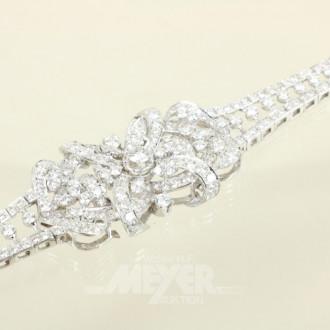 Armband, 750er WG, repräsentativ