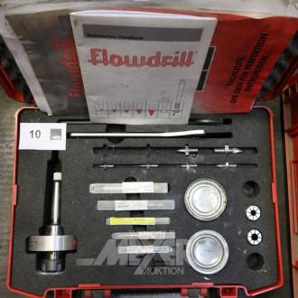 Flowdrill-Werkzeugsatz