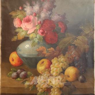 Paar Gemälde/Gegenstücke