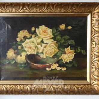 Gemälde ''Rosenstillleben''