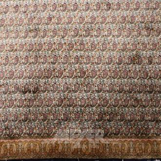 Orient-Teppich ''Ghom'', Seide