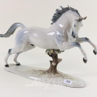 gr. Porz.-Figur ''Pferd''
