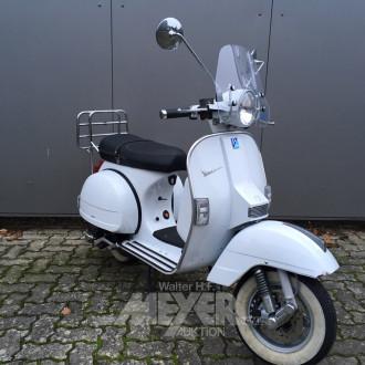 Roller PIAGGIO Vespa P125X, weiß