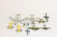 Posen Modellschiffe und Flugzeuge