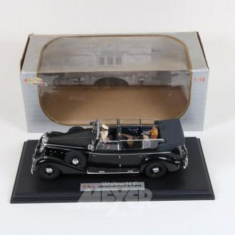 Modellauto ''MB 770K Cabrio''