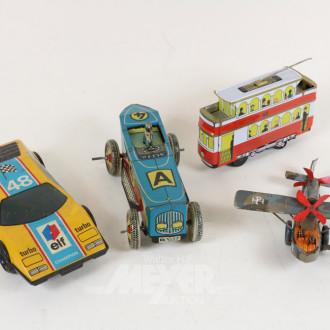 Posten Modellautos, div. Größen und