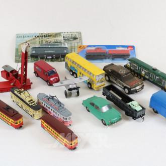 Posten div. Modellautos