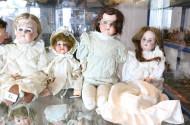 7 div. Puppen