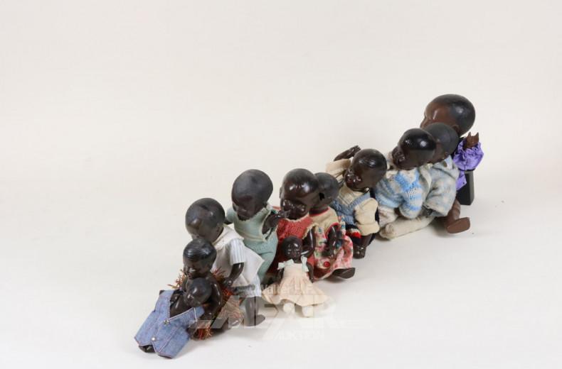 11 div. Puppen, SCHILDKRÖT