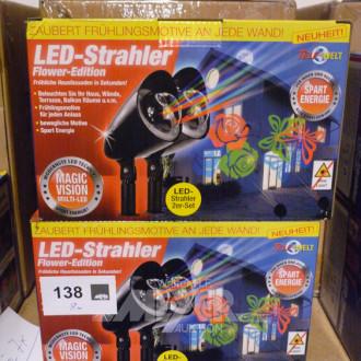 Posten div. LED-Strahler,
