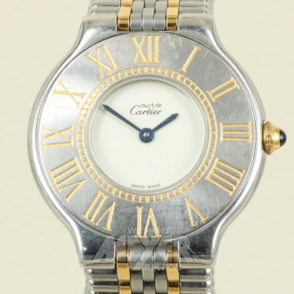 Damenarmbanduhr ''CARTIER must de'',