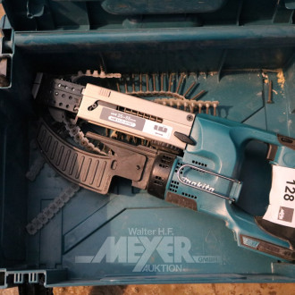 Trockenbauschrauber, im Koffer