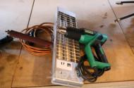 Elektro-Infratrotstrahler