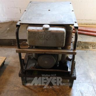 Stromerzeuger mit E-Schweißtransformator