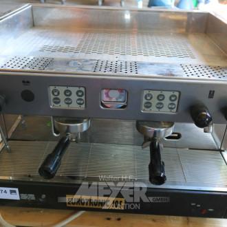 Siebträger-Kaffeeautomat