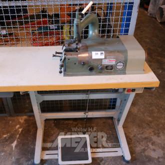 Leder-Spaltmaschine