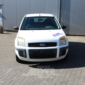 FORD Fusion 1.25 Ambiente, weiß