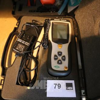 Differenzdruck-Messgerät