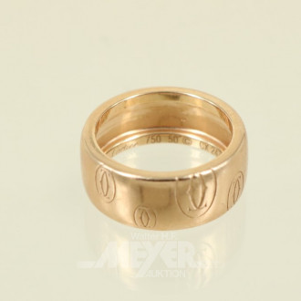 Bandring ''CARTIER'', Typ: CX2478,