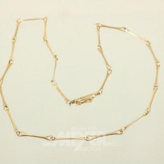 Glieder-Halskette ''LAPPONIA'', 585er GG