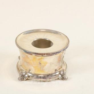 Stövchen, Silber 925er, ca. 320 g.