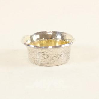 Fingerschale, 925er Silber, mit Widmung