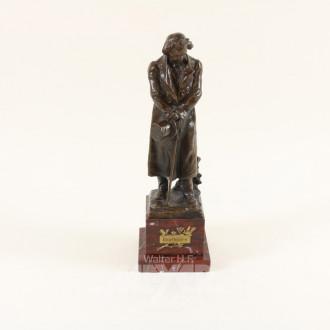 Bronzeskulptur ''Beethoven''