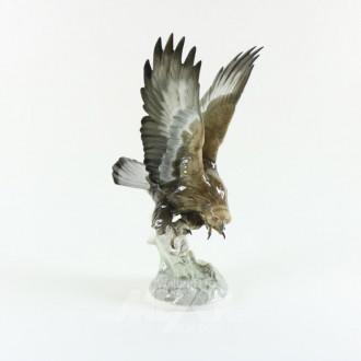 Porzellan-Figur ''Greifvogel''