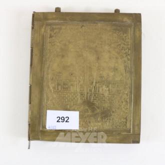 Reiseikone ''Tryptichon'', 3-tlg., 19 Jh.