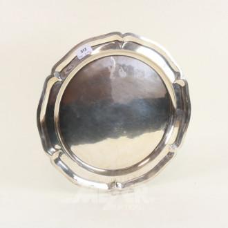 Silbertablett, 925er Sterling-Silber,