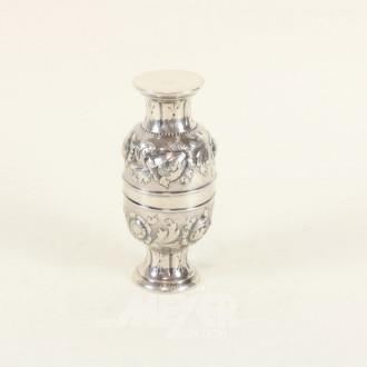 Hochzeitsbecher, 13-lötiges Silber,