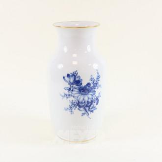 Porzellan-Bodenvase, MEISSEN, Blaue