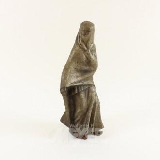 Bronze-Skulptur ''Muslima'', monogr. VMM
