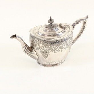 engl. Teekanne, Plated, Sheffield