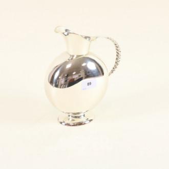 Henkel-Vase, WILKENS, 925er Silber