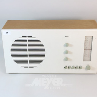 Radio, ''BRAUN'', Typ: RT 20