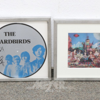 Bildplatte ''The Yardbirds'',