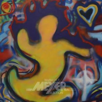 gr. Bild ''Graffiti'',