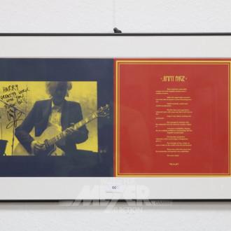 Autogramm-Bild ''Jimmy Page'',